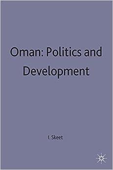 Oman: Politics and Development