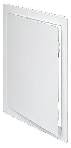DYNASTY Hardware AP1429 Access Door 14'' x 29'' Styrene Plastic White by DYNASTY