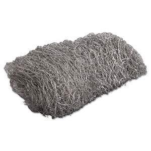 GMT Industrial-Quality Steel Wool Reel, 3 Coarse, 5-Lb Reel