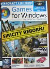 Games for Windows Simcity Reborn Issue 8 July 2007