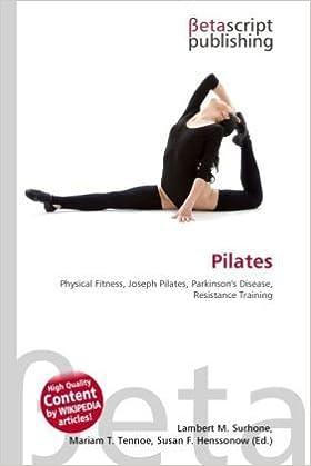 Lambert M Surhone - Pilates