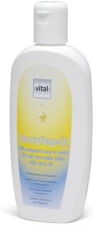 De Vital aceite con aceite de coco y bisab olol – 250 ml – 20 botellas – 1 cartón: Amazon.es: Belleza