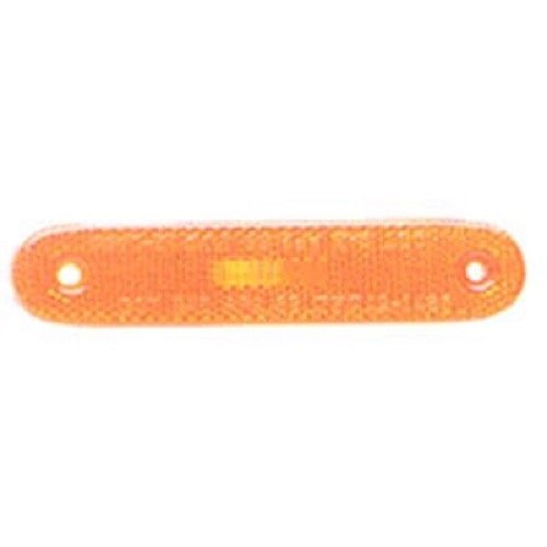 Go-Parts » OE Replacement for 1991-1994 Nissan Sentra Side Marker Light Assembly/Lens Cover - Front Right (Passenger) Side B6180-65Y00 NI2550123 for Nissan Sentra