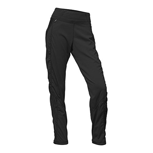 The North Face Women's On The Go Mid-Rise Pants TNF Black Medium 30
