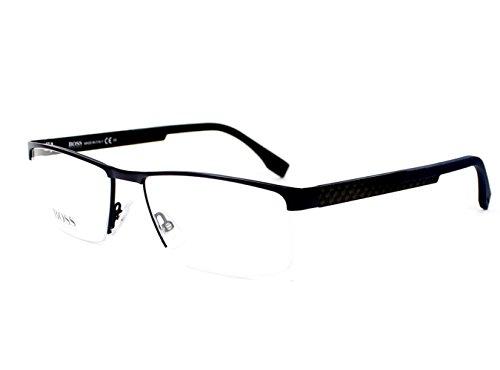 Eyeglasses Boss Black Boss 734 0KCS Blue - Boss Hugo Glasses Rimless