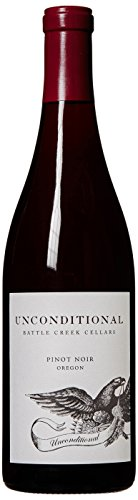 2015 Unconditional by Battle Creek Cellars Pinot Noir, Oregon 750mL