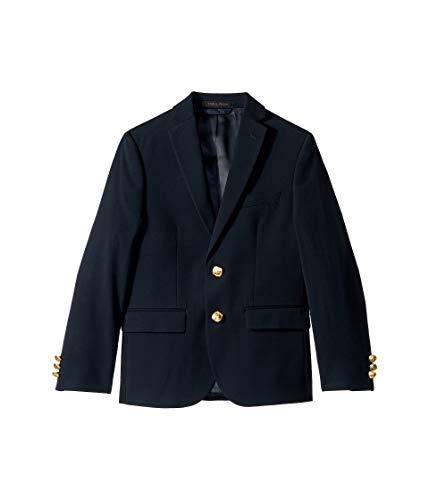 (Ralph Lauren Boys Sport Coat Navy Blazer Suit 12 R)