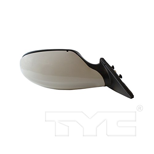 TYC 5700331 Nissan Altima Passenger Side Power Non-Heated Replacement (Nissan Altima Mirror Glass)