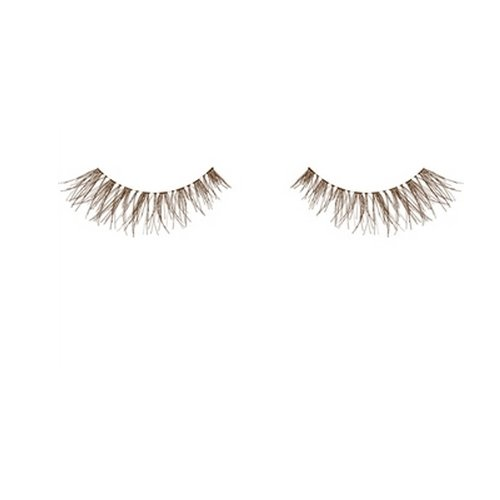 (6 Pack) ARDELL False Eyelashes - Invisibands DEMI Wispies Brown