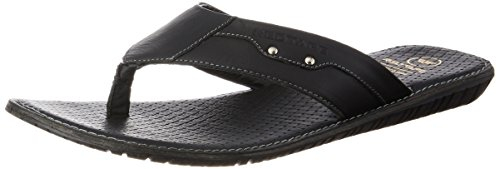 Red Tape Men's Leather Hawaii Thong Sandals