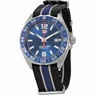 Tag Heuer Formula 1 Quartz Men's Watch WAZ1010.FC8197 (Watch Formula 1 Quartz)