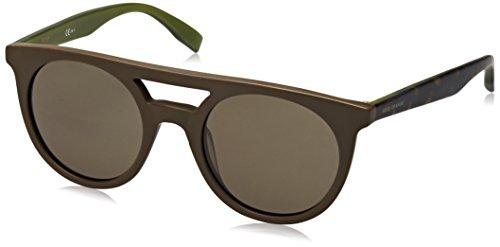 Hvngreen Adulto 0266 Boss With Brw Orange sol BO Gafas de Unisex Brown Lens zzUxqB0