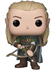 Funko Pop Movies: Lord of The Rings - Legolas Collectible Figure, Multicolor