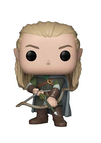 (Funko Pop Movies: Lord of The Rings - Legolas Collectible Figure, Multicolor)
