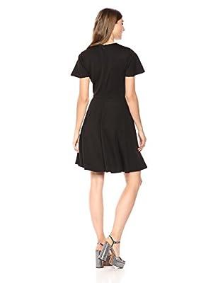 Wild Meadow Women's Draped Jersey Glamour Dress