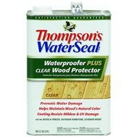 Water Thompsons - THOMPSONS WATERSEAL 21802 VOC Wood Protector 1.2-gallon