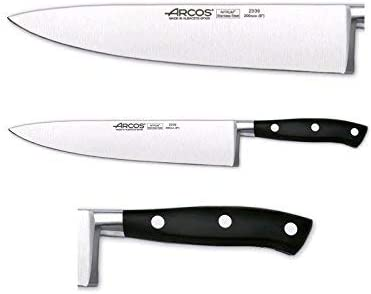 Arcos Riviera - Cuchillo de cocinero, 200 mm (estuche)