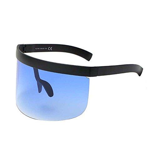 8 Visera Mujer Hombre Sol Color Extragrande 5 Máscara Tamaño de Gafas UGUAX para y color de fqwggP