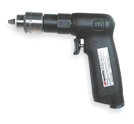 Air Drill, Industrial, Pistol, 1/4 In.