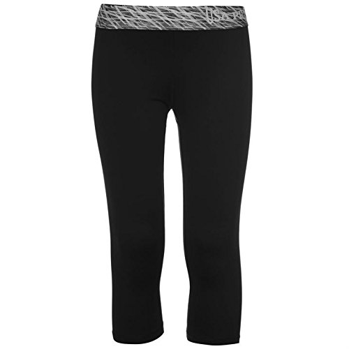 0b67c0e177ab USA Pro Kids Capri Tights Junior Girls Three Quarter Elastic Training  Sports  Amazon.co.uk  Clothing