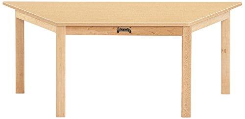 Jonti-Craft 53322JC Multi-Purpose Trapezoid Table, 22