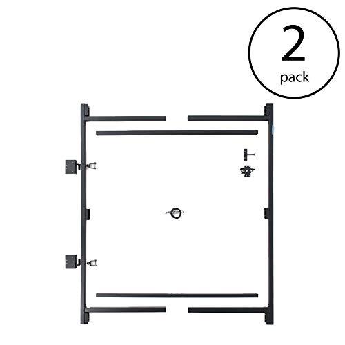 Adjust-A-Gate Steel Frame Gate Building Kit, 60