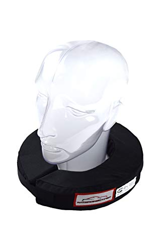 Neck Kart - Racerdirect.net Helmet Support Black 360 Circle Neck Brace SFI 3.3