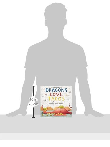 Dragons Love Tacos by Dial Books (Image #2)