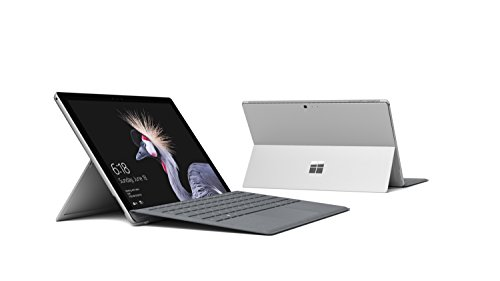 Microsoft Surface Pro (5th Gen) (Intel Core i5, 8GB RAM, 128GB) with Platinum Cover Newest Version