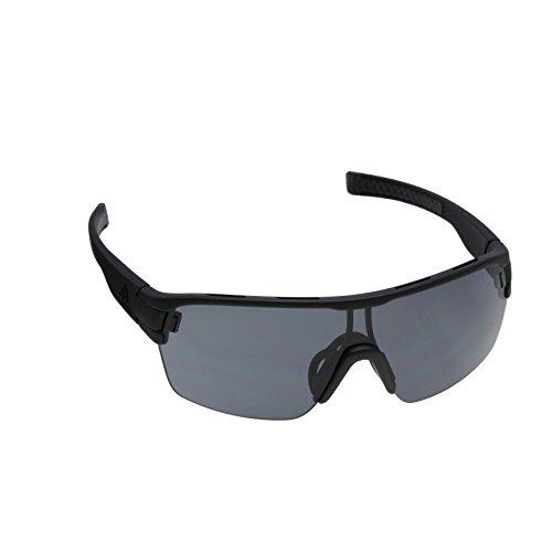 adidas Zonyk Aero S Shield Sunglasses, Black Matte, 74 - Aero Zonyk Adidas