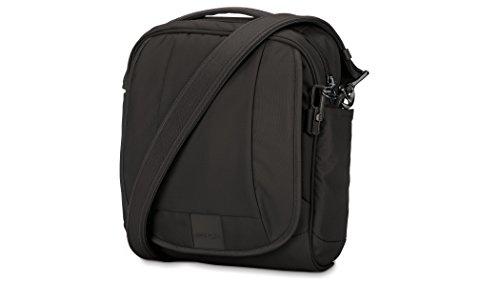 - Pacsafe Metrosafe LS200 7 Liter Anti Theft Crossbody/Shoulder Bag-Fits 10 inch Tablet for Women & Men