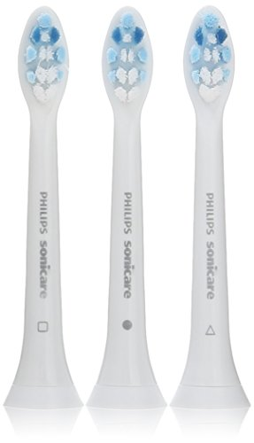 Price comparison product image Philips Sonicare ProResults Gum Health replacement toothbrush heads, HX9033/64, 3-pk
