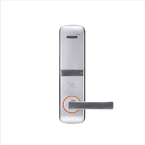 Pdf Replacement Manual - GATEMAN IREVO S170 Keyless Door Lock Safe-handle Security LED Password +Card key PDF English Manual