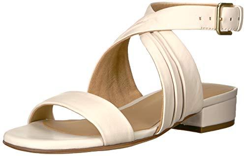 Naturalizer Women's Maddy Sandal, Alabaster, 4.5 M US