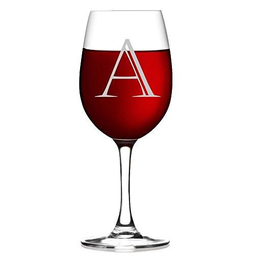 Personalized Wine Glass, Customized Wine Glasses, Engraved Wine Glass, Wine - Customized Glass