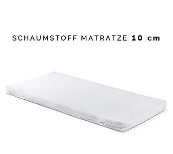 10 Cm Hohe Kindermatratze 60x120 Schaumstoff Raumgewicht 19 Kg M3