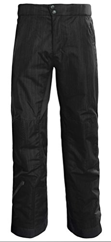 Obermeyer Kitimat Pant - Men's Black Oxford, L (Pants Snowboarding Obermeyer)