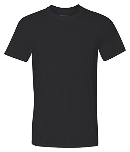NEW Gildan Dry Fit Mens Large L Adult Performance Short Sleeve T-Shirt (Performance Dry T-shirt)