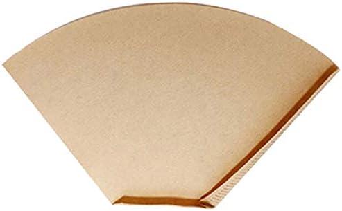 PQZATX Papel de Filtro de Café Cafetera Americana de Goteo Papel de Filtro Especial para Papel de Filtro de Café N.O 2 102 Papel de Filtro (400 Piezas): Amazon.es: Hogar
