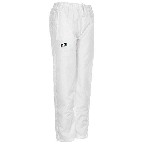 MyShoeStore White Mujer Chaqueta para Trouser zPwWCzqHTn