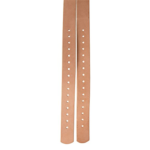 Replacement Stirrup (Weaver Leather 3 inch Pre Punched Vertical Replacement Stirrup Leather)