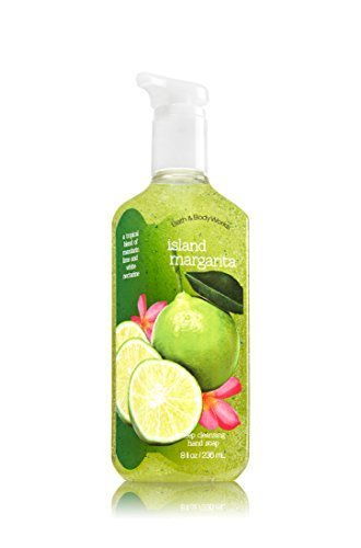 Bath & Body Works Deep Cleansing Hand Soap Island Margarita (Sea Island Cotton Hand Soap)