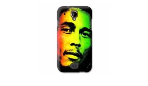 Amazon.com: Case Carcasa SFR Startrail 5 Bob Marley - - Bob ...