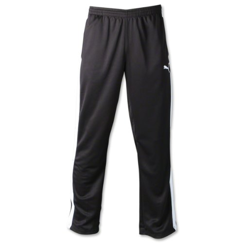 Puma Men's Icon Walk Out Pant, Youth X-Large, (Puma Icon)