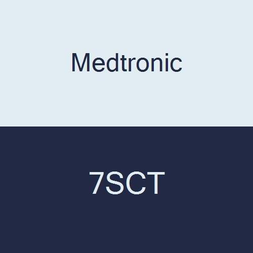 Covidien 7SCT Tracheostomy Tube, Single-Cannula, 80 mm Length, Size 7.0