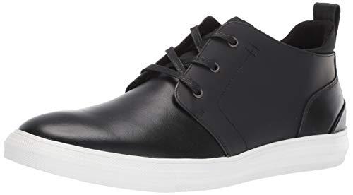 Kenneth Cole REACTION Men's Reemer Sport Chukka Boot Sneaker Black 10 M US