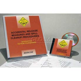 Accidental Release & Spill Cleanup Procedures CD-ROM Course (C000ACC0ED)