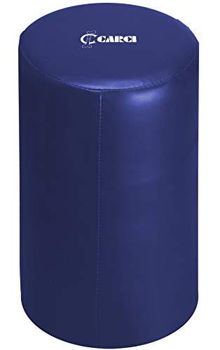Rolo De Espuma 60 X 30 Cm - Azul Escuro, Carci