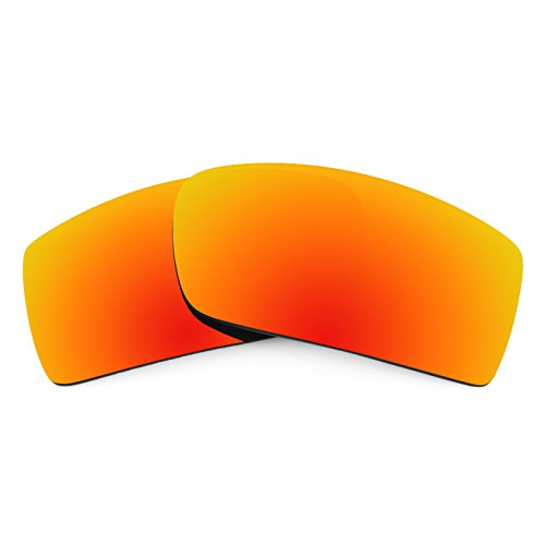 Revant Polarized Replacement Lenses for Oakley Gascan Fire Red - Oakley Red Lenses