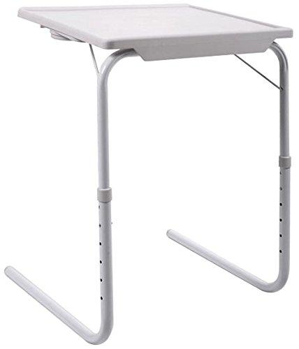 2 Smart Folding Table II TV Tray Foldable Laptop Holder Adju